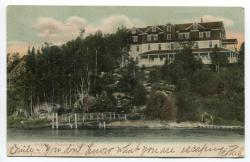 First Holly Inn, Christmas Cove, 1906
