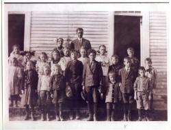 S Road School class, South Bristol, ca.1923