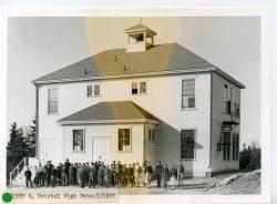 South Bristol High School, 1937