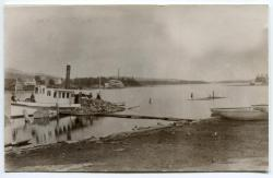 Steamboat Ripple, Moosehead Lake, ca. 1885