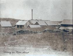 The Tannery, Princeton, ca 1880