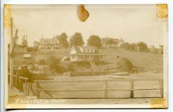 Jameson house next to wharf, ca. 1925