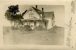 Walter Wotton house, ca. 1907