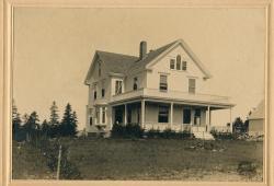The Sherman Jameson House, ca. 1915