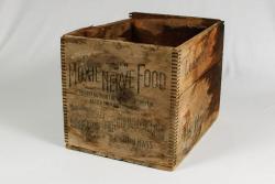 Moxie Nerve Food box, ca.1900