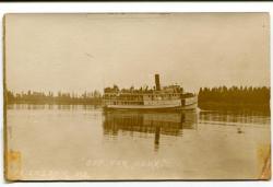 """The """"Mineola,"""" ca. 1915"""