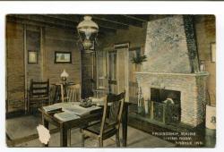 Argyle Inn living room
