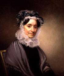 Frances Western Apthorp Vaughan, Hallowell, ca. 1820