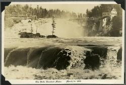 Rumford Falls Maine 1895