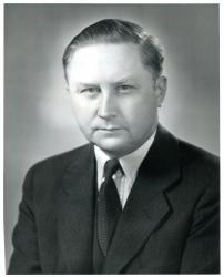 Charles Kenneth Savage portrait, ca. 1960