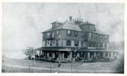 Asticou Inn, Northeast Harbor, ca. 1885