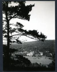 Asticou Valley View, Northeast Harbor, ca. 1950