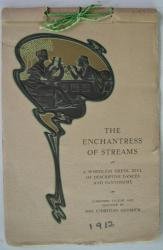 Enchantress of the Streams: A wordless Greek Idyl of Description Dance and Pantomime