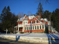 Cranberry Lodge (Formerly Harbor Cottage) Northeast Harbor Maine, Winter 2009