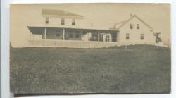 Seaview Hotel on Davis Point, ca. 1910