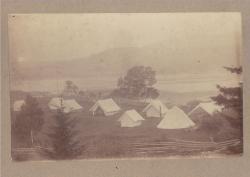Champlain Society Camp Pemetic, Mount Desert Island, 1881