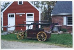 Fire Engine 2, 'Medomak,' Waldoboro, ca. 1846