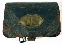 John Day cartridge case, ca. 1861