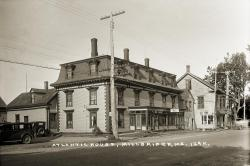 Atlantic House, Milbridge, ca. 1920