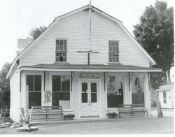 Garland Historical Society, Garland, ca. 1960