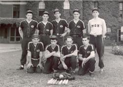 Maine General softball team, 1952