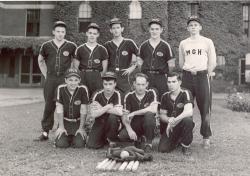 Maine General softball team, Portland, 1952