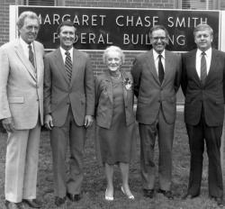 Leaders from Maine, Bangor, 1984
