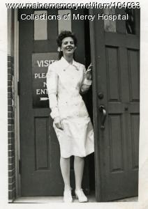 Frances Tryon, Portland, 1946