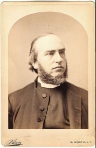 Bishop Henry Adams Neely, Portland, ca. 1888