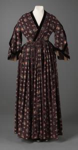 'Ordinary' dress, ca. 1845