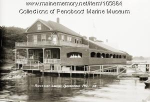 Riverside Casino, Southport, ca. 1915
