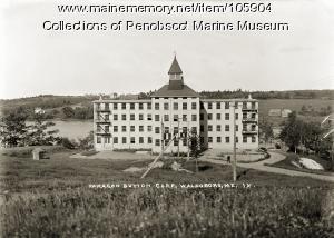 Paragon Button Corporation, Waldoboro, 1921