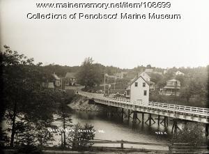 Georgetown Center, ca. 1935
