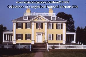 Longfellow National Historic Site, Cambridge, Massachusetts