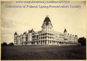 Poland Spring House, 1889
