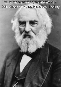Henry Wadsworth Longfellow, ca. 1878