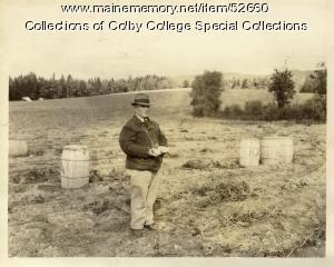Hiram Adelman, Mars Hill, ca. 1935