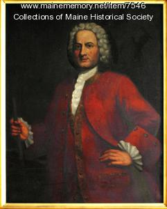 Sir William Pepperrell, (1696-1759)