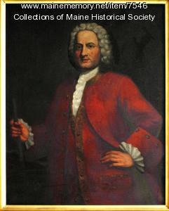 Sir William Pepperrell, (1696-1759)