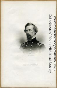 Brig. Gen. George F. Shepley, ca. 1863