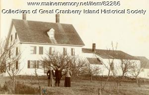 Preble House, Great Cranberry Island, ca. 1895