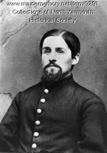 James Lawrence, ca. 1861