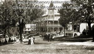 Northport Hotel, ca. 1900
