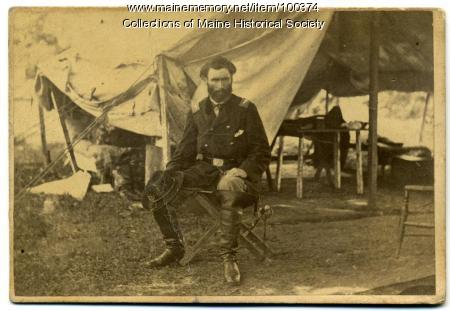 Col. Charles Wentworth Roberts, ca. 1863