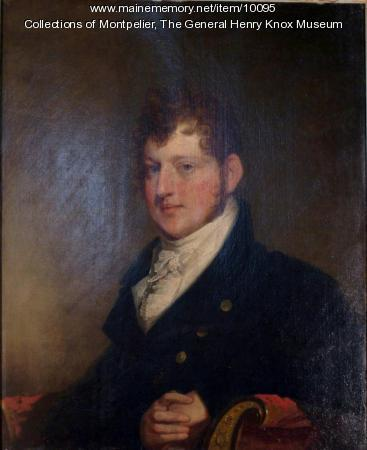 James Swan Jr., Thomaston, ca. 1810