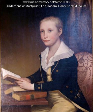 Marcus Camillus Knox, 1791