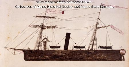 Revenue gunboat