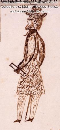 Marcellus Emery, Bangor, ca. 1864