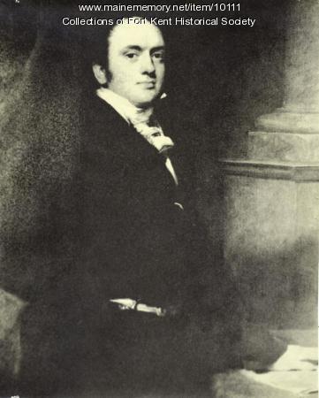 Lord Ashburton, ca. 1845