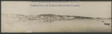 Hall's Cove, Matinicus Isle, ca. 1890